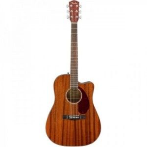 FENDER CD 140 SCE MAHOGANY NATURAL CON ESTUCHE