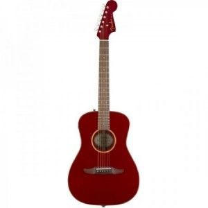 FENDER MALIBU CLASSIC HOT ROD RED METALLIC