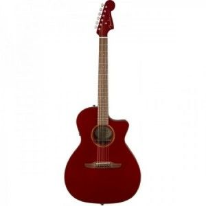 FENDER NEWPORTER CLASSIC HOT ROD RED METALLIC