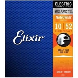 ELIXIR NANOWEB ELECTRIC 10-52