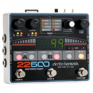 ELECTRO HARMONIX 22500 LOOPER STEREO