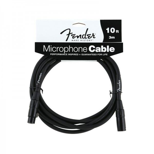 FENDER CABLE PERFORMANCE SERIES MICRO 3M