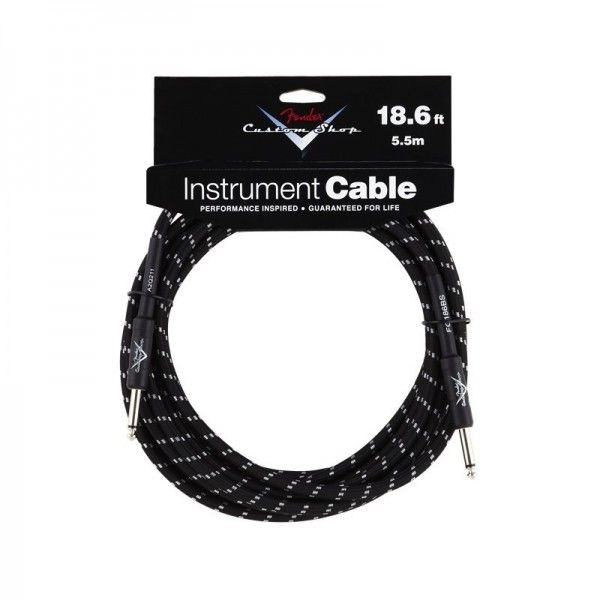 FENDER CABLE CUSTOM SHOP 5,5M