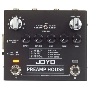 JOYO PREAMP HOUSE R-15