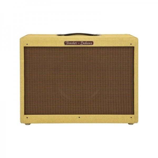 FENDER HOT ROD DELUXE 112 ENCLOSURE TWEED front