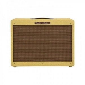 FENDER HOT ROD DLX 112 ENCLOSURE TWEED