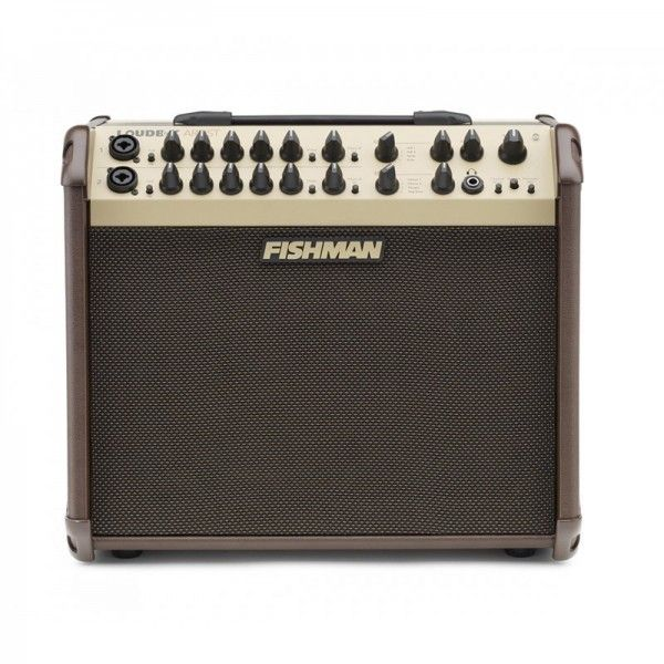 FISHMAN LOUD BOX ARTIST front
