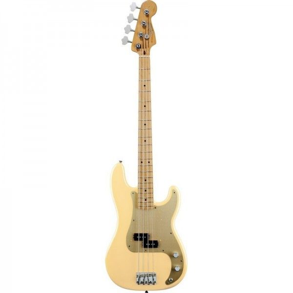 FENDER 50S PRECISION BASS HONEY BLONDE MP