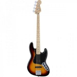 FENDER JAZZ BASS DELUXE ACTIVE 3T SB MP