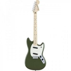 FENDER MUSTANG OLIVE MP