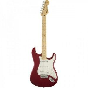 FENDER STRATO STD CANDY APPLE RED MP