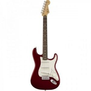 FENDER STRATO STD CANDY APPLE RED PF