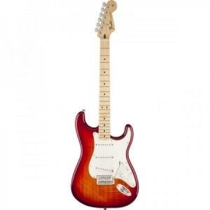 FENDER STRATO STD PLUS TOP AGED CHERRY MP