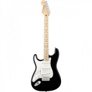 FENDER STRATO STD NEGRA MP ZURDO