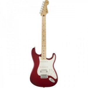 FENDER STRATO STD HSS CANDY APPLE RED MP