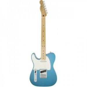 FENDER TELE STD LAKE PLACID BLUE MP ZURDO