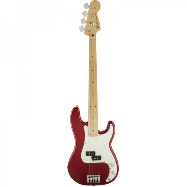FENDER PRECISION BASS STD CANDY APPLE RED MP