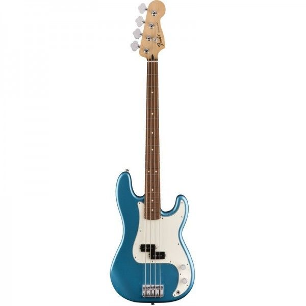 FENDER PRECISION BASS STD LAKE PLACID BLUE PF