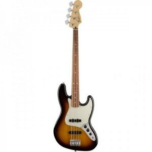 FENDER JAZZ BASS STD BROWN SUNBURST PF