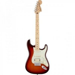 FENDER STRAT DELUXE HSS TOBACCO BURST MP