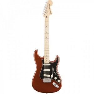 FENDER STRAT DELUXE ROADHOUSE CLASSIC COPPER MP