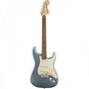 FENDER STRAT ROADHOUSE DELUXE MYSTIC ICE BLUE PF