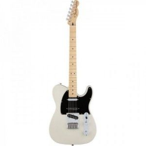 FENDER TELE DELUXE NASHVILLE WHITE BLONDE MP