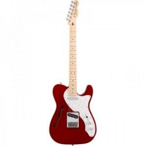 FENDER TELE DLX THINLINE CANDY APPLE RED MP
