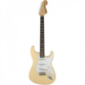 FENDER YNGWIE MALMSTEEN STRATO VINTAGE WHITE RW