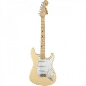 FENDER YNGWIE MALMSTEEN STRATO VINTAGE WHITE MP