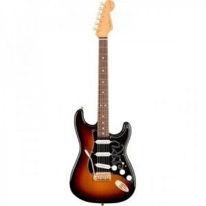 FENDER STEVIE RAY VAUGHAN STRATO 3T SB PF