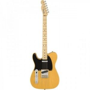 FENDER AMERICAN ORIGINAL 50 TELE B BLONDE MP ZURDO