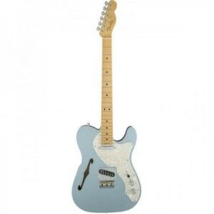 FENDER AMERICAN ELITE TELE THINLINE ICE BLUE MP