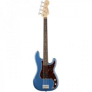 FENDER AMERICAN ORIGINAL 60 PRECISION LAKE P BLUE RW