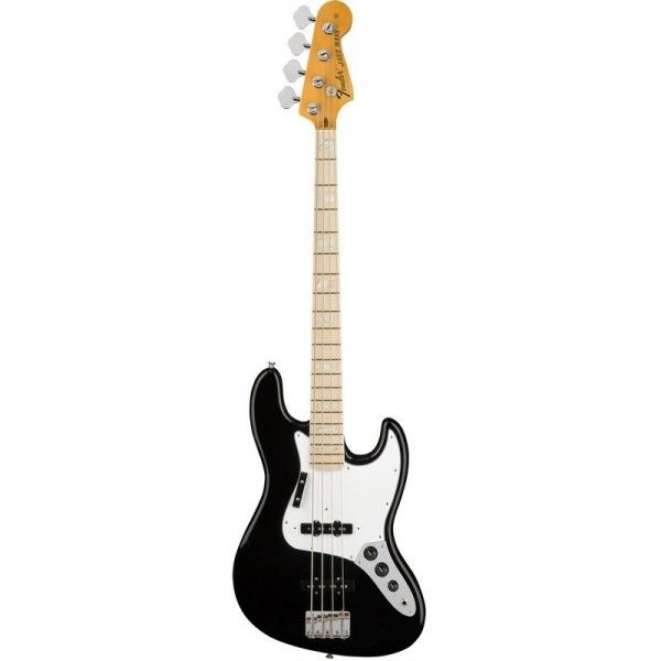 FENDER AMERICAN ORIGINAL 70 JAZZ BASS NEGRO MP
