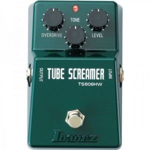 IBANEZ TS808HWB TUBE SCREAMER HAND WIRED