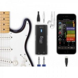IK IRIG HD2 PARA MAC, IPHONE, IPAD