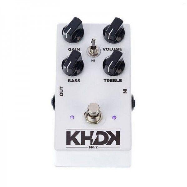 KHDK NO.2 CLEAN/BOOST
