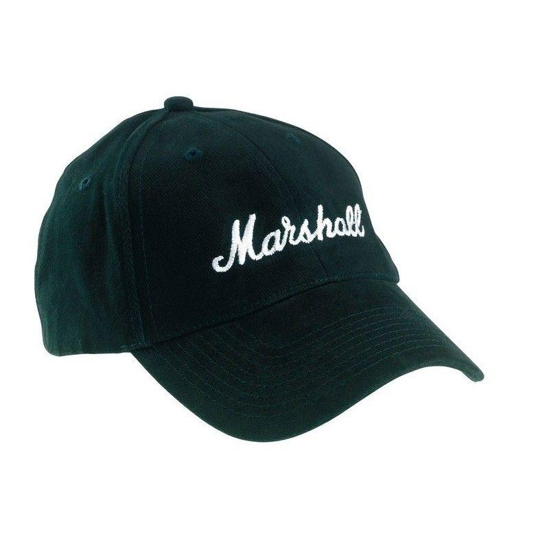 6b6a1a704874 MARSHALL GORRA BEISBOL NEGRA