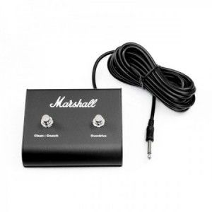 MARSHALL 2 INTERRUPTORES CLEAN/OVERDRIVE