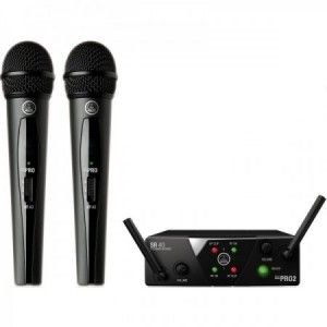 AKG WMS40 MINI 2 DUAL VOCAL ISM2/ISM3