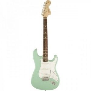 SQUIER STRATOCASTER AFFINITY SURF GREEN RW