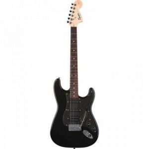 SQUIER STRATOCASTER AFFINITY HSS MONTEGO BLK RW