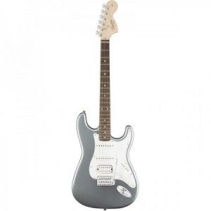 SQUIER STRATOCASTER AFFINITY HSS SLICK SILVER RW