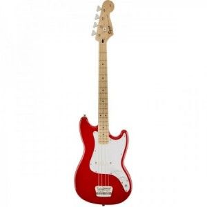 SQUIER BRONCO BASS TORINO RED MP