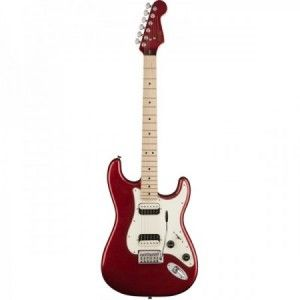 SQUIER STRATO CONTEMPORARY HH DARK METALLIC RED MP