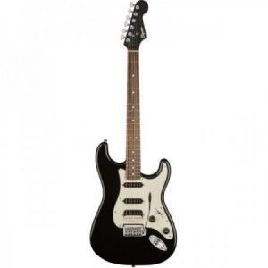 SQUIER STRATO CONTEMPORARY HSS BLACK METALLIC RW