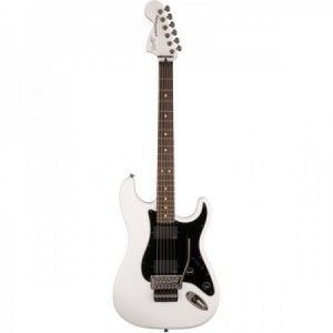 SQUIER STRATO CONTEMPORARY ACTIVA HH WHITE RW
