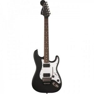 SQUIER STRATO CONTEMPORARY ACTIVA HH BLACK RW