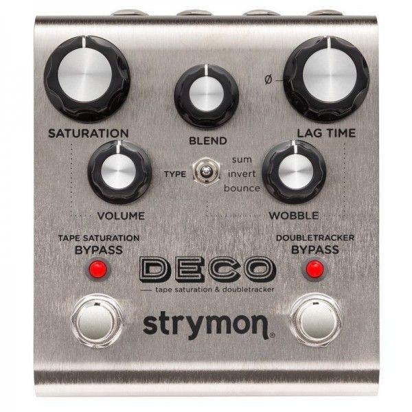 STRYMON DECO front